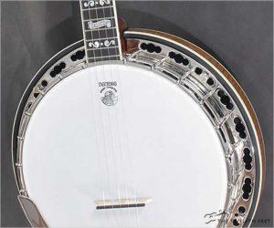 Deering Calico Banjo
