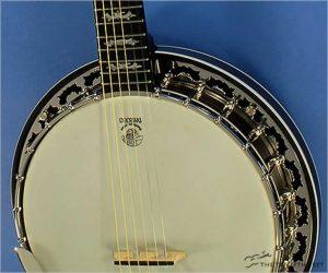Deering Eagle II Six String Banjo