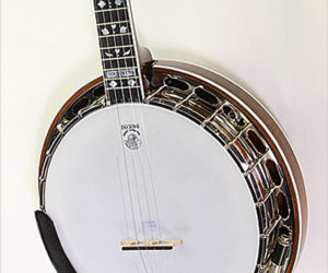 SOLD! Deering Golden Era 5-String Banjo, 2000