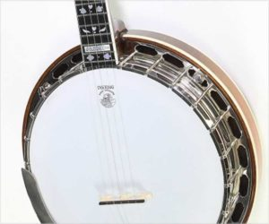 Deering Golden Era 5-String Banjo, 2004