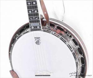 Deering Golden Era 5-String Banjo, 2013