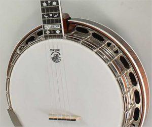 Deering Golden Era 5 String  Banjo