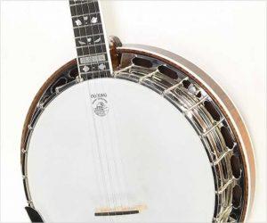 Deering Golden Era Custom 5-String Banjo Sunburst, 2016
