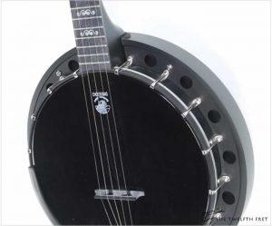 Deering Goodtime Blackgrass 5-String Banjo Black, 2019 - The Twelfth Fret
