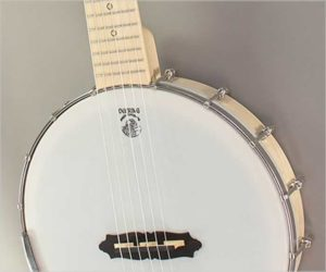 DISCONTINUED:  Deering Goodtime Solana Six Nylon String Banjo