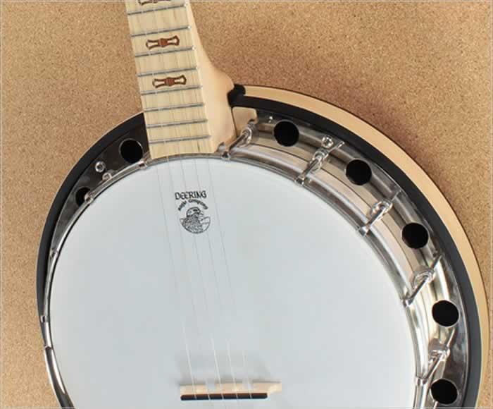 Deering Goodtime Special Banjo With Resonator - The Twelfth Fret
