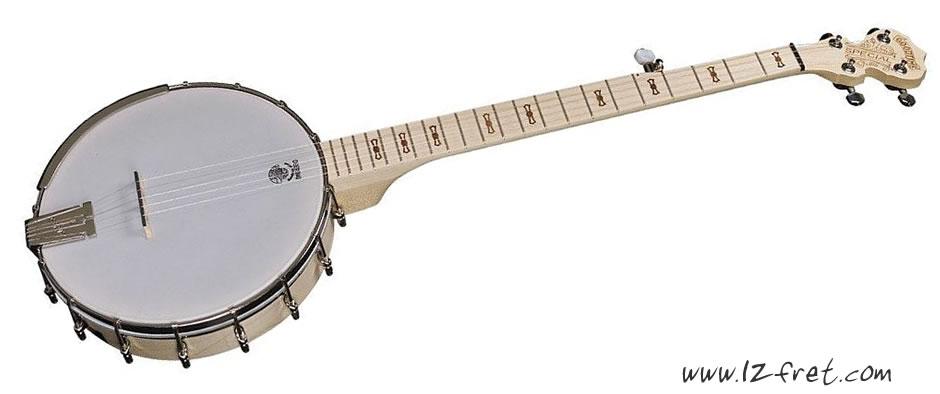 Deering Goodtime Special Openback Banjo - The Twelfth Fret