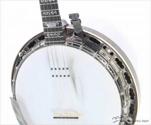 Deering Jens Kruger Banjo with Kavanjo Pickup Head, 2007 - The Twelfth Fret