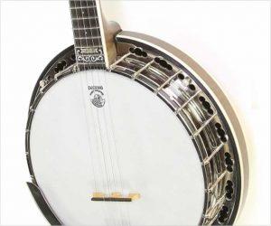 ❌SOLD❌ Deering John Hartford Radiused Fingerboard 5-String Banjo, 2010