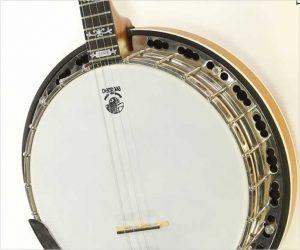 ❌SOLD❌  Deering Sierra 17 Fret Tenor Banjo, 2010
