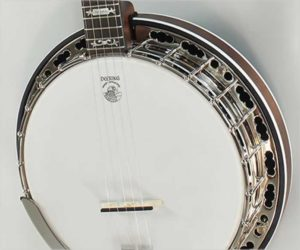 Deering Sierra Maple 5-String Banjo