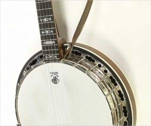❌SOLD❌  Deering Sierra Maple 5-String Banjo, 2010