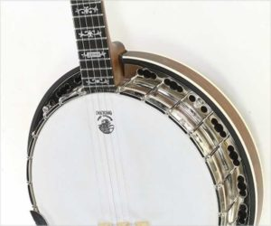 ❌SOLD❌ Deering Sierra Maple 5-String Banjo, Walnut, 2010