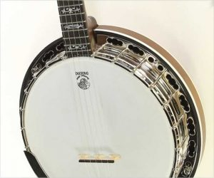 ❌SOLD❌ Deering Sierra Maple 5-String Banjo Walnut, 2013