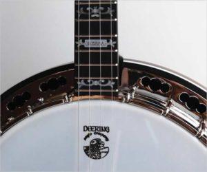 Deering Sierra Tenor Banjo