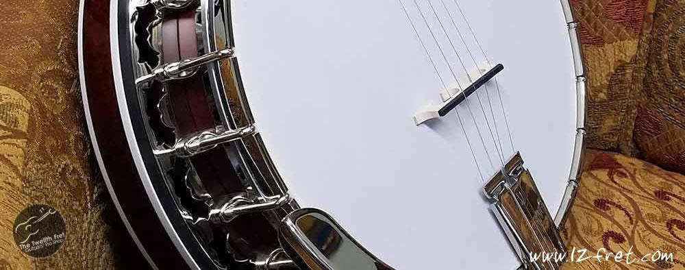 Deering Smile Banjo Bridge - The Twelfth Fret