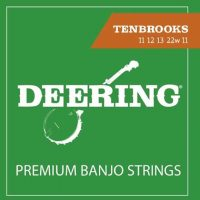 Deering Tenbrooks 5-String Banjo Strings - The Twelfth Fret