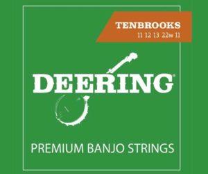 Deering Tenbrooks 5-String Banjo Strings
