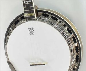 Deering Terry Baucom Signature Model Banjo - The Twelfth Fret