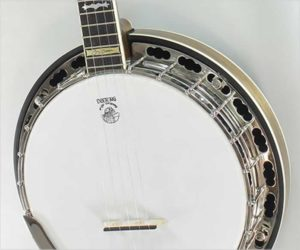 Deering Terry Baucom Signature Model Banjo