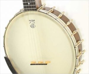 ❌SOLD❌ Deering Vega Senator Open Back 5 String Banjo, 2008