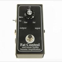 Demeter Fat Control Mid Boost Buffer Pedal - The Twelfth Fret