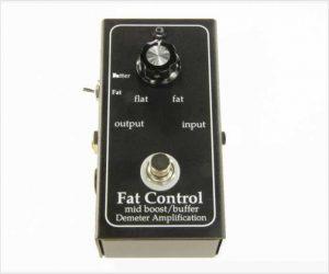 Demeter Fat Control Mid Boost Buffer Pedal