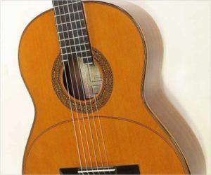❌ Sold ❌  Dieter Hopf - Manuel Adalid Artista Membrane Classical Guitar, 2009
