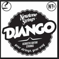 Django Jazz Strings by Newtone - The Twelfth Frert