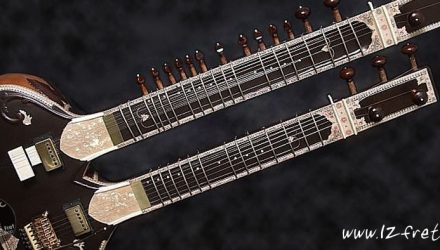 Double Neck Sitar on The Twelfth Fret