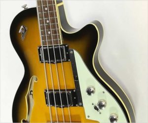 Duesenberg Starplayer Bass Sunburst, 2017