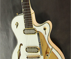 Duesenberg Starplayer TV Phonic Thinline Archtop Electric