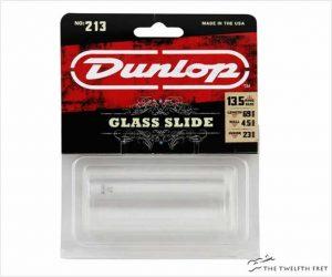 Dunlop Glass Slide No 213