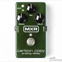 Dunlop MXR Carbon Copy Analog Delay Pedal - The Twelfth Fret