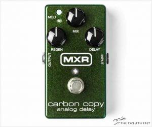 Dunlop MXR Carbon Copy Analog Delay Pedal