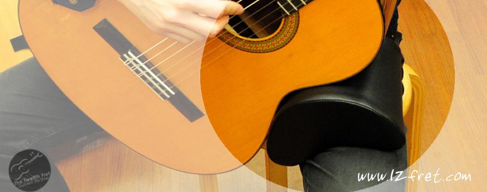 Dynarette Guitar Support Cushion The Twelfth Fret