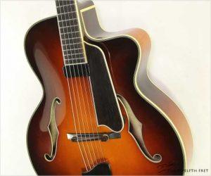 Eastman AR805CE Jazz Guitar