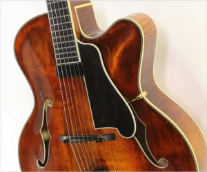 Eastman AR810 CE Archtop Electric Classic Finish, 2005 - The Twelfth Fret