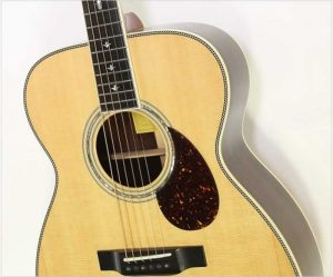 Eastman DT30OM Double Top Orchestra Model, 2020 - The Twelfth Fret