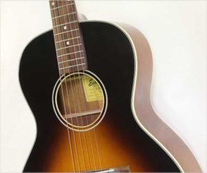 ❌SOLD❌ Eastman E10 OOSS Steel String Acoustic Sunburst, 2015