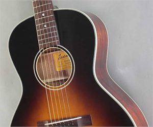Eastman E10OOSS Sunburst Steel String