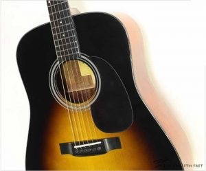 Eastman E10D Mahogany Dreadnought - The Twelfth Fret