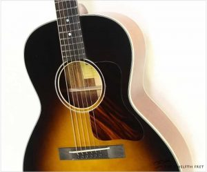 Eastman E10 OOSS Steel String Guitar Sunburst - The Twelfth Fret