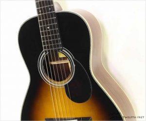 Eastman E20P SB Parlor Guitar Sunburst
