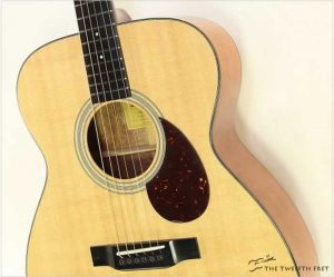 Eastman E6 OM Steel String Guitar Natural - The Twelfth Fret