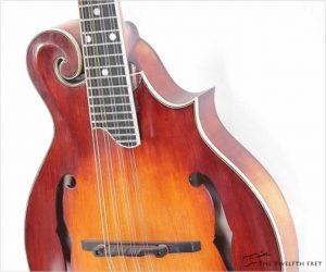 Eastman MD515 F-Style Mandolins