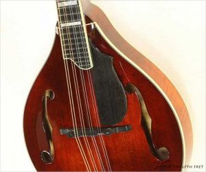 Eastman MD605 A Style Mandolin, Classic Finish