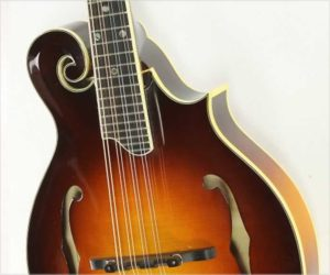 Eastman MD615 F-Style Mandolin Sunburst, 2010