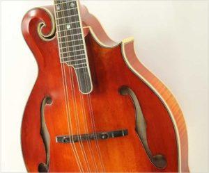 Eastman MD815-V F-Style F-Hole Mandolin Antique Varnish - The Twelfth Fret