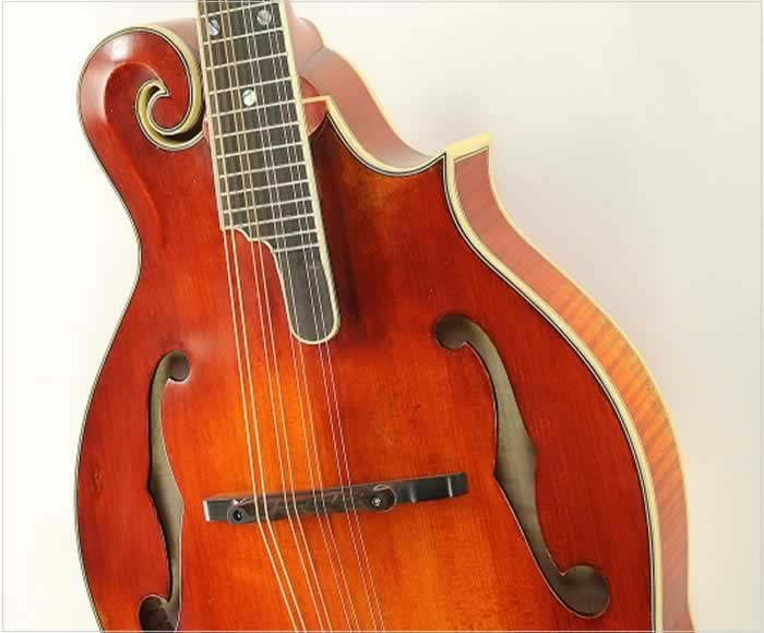 Eastman MD815-V F-Style F-Hole Mandolin Antique Varnish